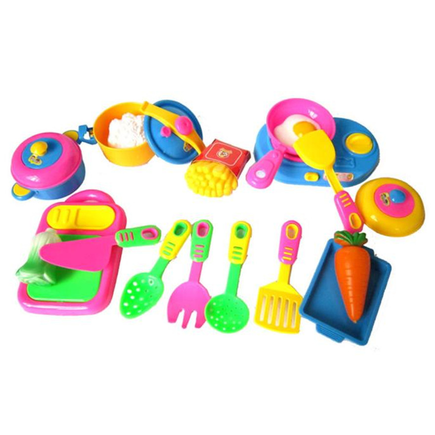 Online buy wholesale kids kitchen utensils from china kids for Gambar kitchen set high quality