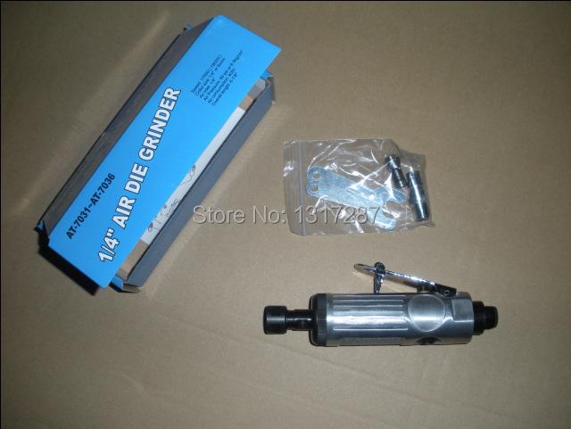 7033 bright polish air die grinder pneumatic grinding tool air grinder 1/4