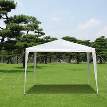 US Stock Brand IKAYAA 3M*3M Excellent Waterproof Outdoor Garden Canopy Gazebo Party Wedding Camping Tent Marquee Pavilion(China (Mainland))