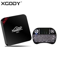 Buy XGODY M8S Pro TV Box Android 5.1 RK3229 1GB 8GB Quad Core wifi 2.4G 4K Kodi 16.1 Media Player Smart TV Box + i8 Backlit Keyboard for $33.99 in AliExpress store