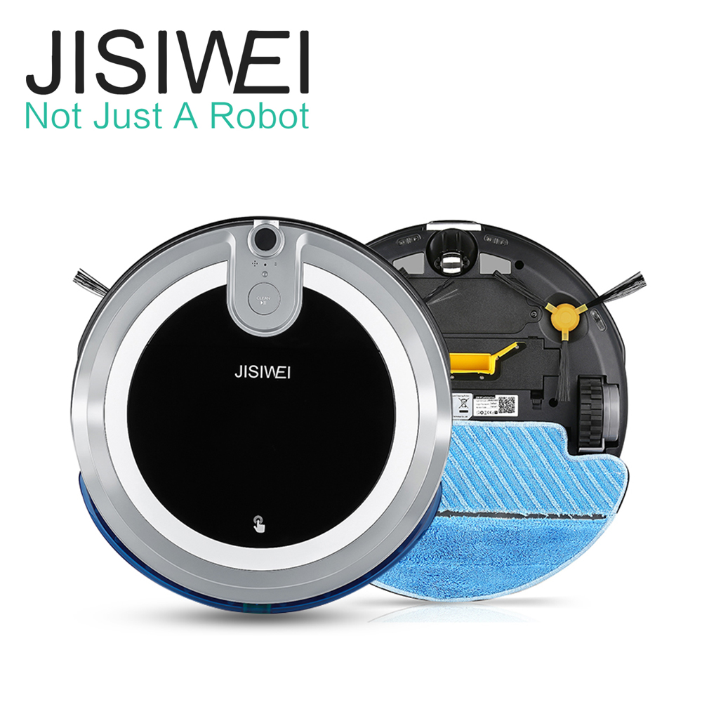 JISIWEI i3 Home Vacuum Cleaner HD Camera Wifi APP Wireless Remote Control US EU Warehouse Automatic Floor Cleaner Robot(China (Mainland))