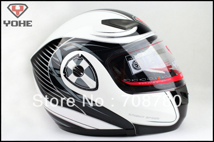 snowmobile helmet highway Motorcycle Helmet Open face helmet men women warm white black silver cross Size M L XL XXL No.36(China (Mainland))