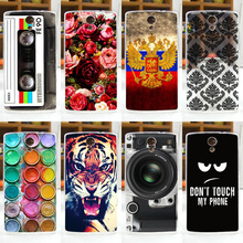 Homtom HT7 Case Cover HT7 Pro TPU Silicon Fashion Color Painted Protective Back Case Cover FOR Homtom HT7 Pro Cell Phone Cases