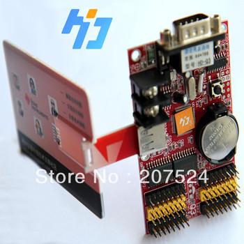 led display control card Q3,pixel 64x768,usb port ,tricolor effects