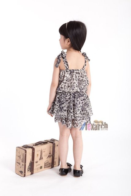 Free shipping!!Factory Direct! HOT SELLING! TOP QUALITY! Children's clothing fashion baby girls short-sleeved lace dress   A1011
