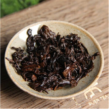 Made in 1986 ripe ancient tree puer tea the oldest puerh Down three high Clear fire