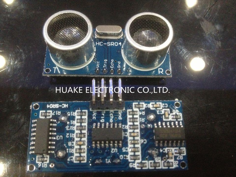 The Best Ultrasonic Module HC-SR04 Distance Measuring Transducer Sensor(China (Mainland))