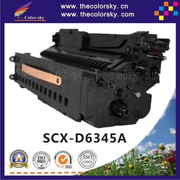 (CS-S6345) toner laser cartridge for SAMSUNG SCX-6345N SCX-D6345A SCX6345N SCXD6345A SCX 6345N D6345A bk (20k pages) free FedEx<br><br>Aliexpress