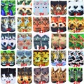 3D Socks Boys&Girls Fashion Daily Cotton Knitted Trendy Socks Youngers Cool Socks Cozy Daily Causal Socks Women
