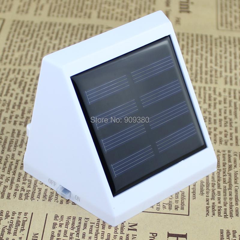 Wall lamp solar Led light outdoor garden motion sensor waterproof wall Landscape Lawn Lamp Solar Lamps