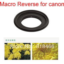 Buy 5pcs/lot 62mm Macro Reverse lens Adapter Ring CANON EOS EF Mount 550d 650d 60d for $15.19 in AliExpress store