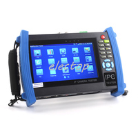 7 inch Touch Screen 1080P HDMI IP Camera CCTV Tester/POE Test/WIFI 8600 Electop