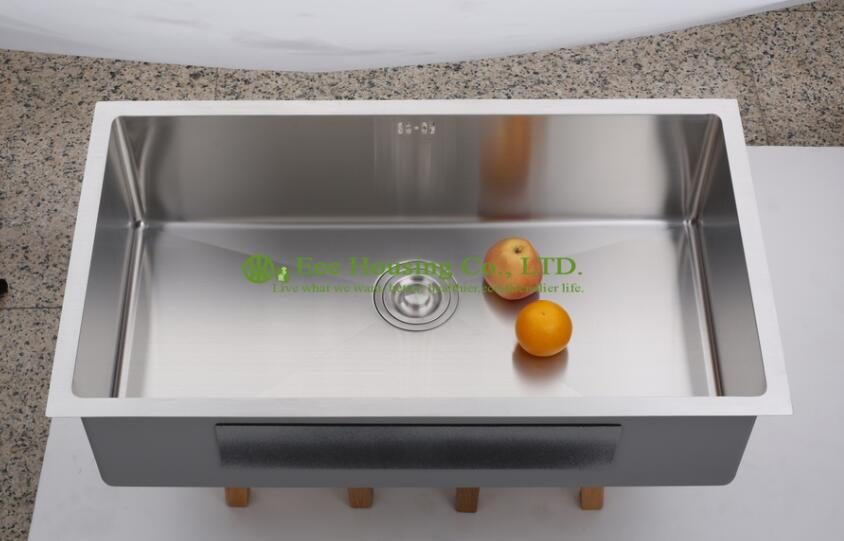 Rectangular undermount sinks promotion shop for for German made kitchen sinks