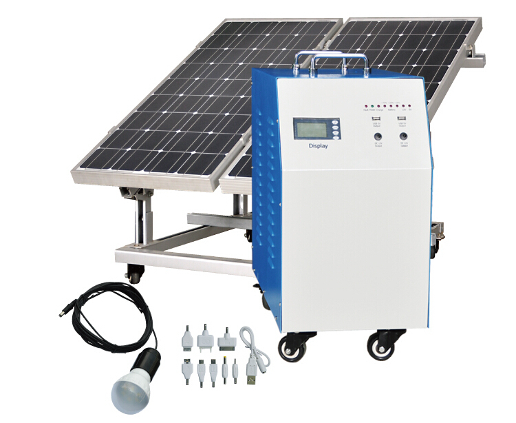 2015 New 270W Solar Panel 1500W Output Solar PV Off-Grid Power Solar PV Energy Systems Comtroller Inverter For Home SFPS133A(China (Mainland))