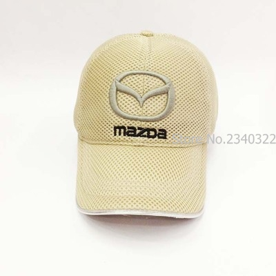 wholesale summer baseball cap race leisure font hat car mazda mx 5 3