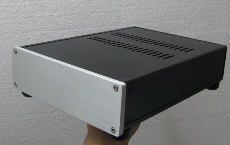 sep_store NEW DYT-2 -Full Aluminum amp Enclosure preamp / DAC case DIY<br><br>Aliexpress