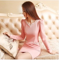 Женское платье Jimshopping Selljimshop Diamond Women Slim outwear dress