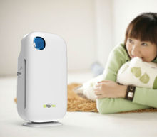 Mfresh portable household air purifier with HEPA and Carbon filter getting CE and RoHs certification(China (Mainland))