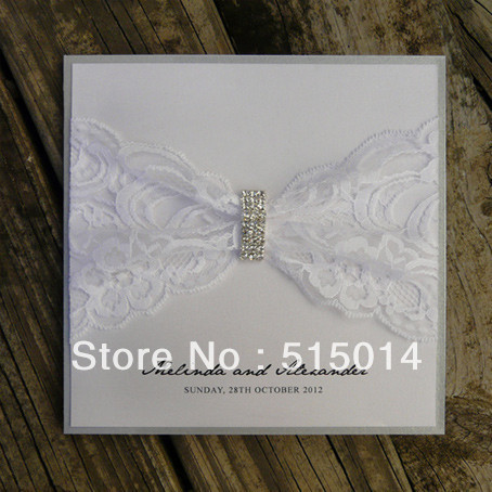 Free Shipping ! Cove Rhinestne Brooch with PinFor Invitation Card .Price Negotiable for Large Order