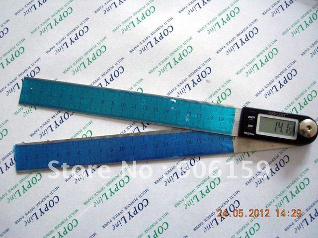 Digital display protractor/360 degree Digital Protractor/2in1 Digital Angle Protractor Ruler/ digital Ruler 200mm