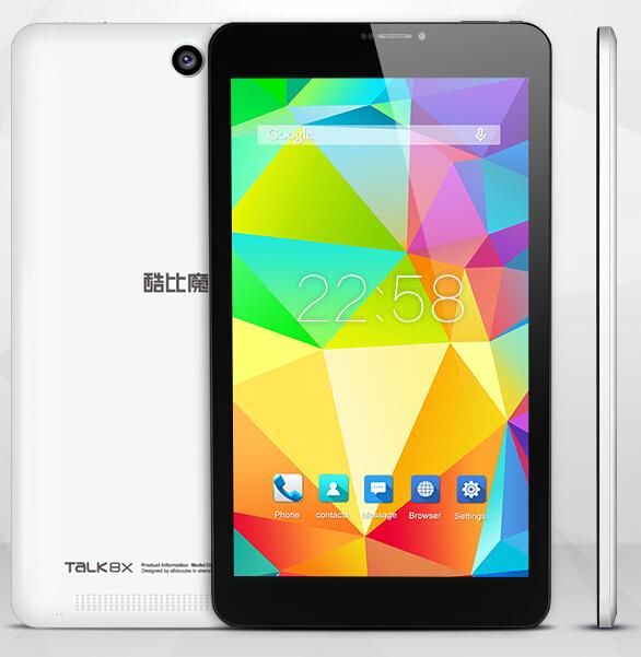 Original Newest Cube Talk 8x Talk8X Phone Call Tablet PC MTK8392 Octa Core IPS Dual Camera