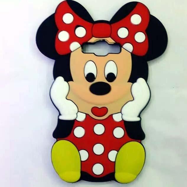 For capa para samsung galaxy e5 e500 e7 mickey mouse minnie mobile phone silicone case soft back - Minnie mouse mobel ...