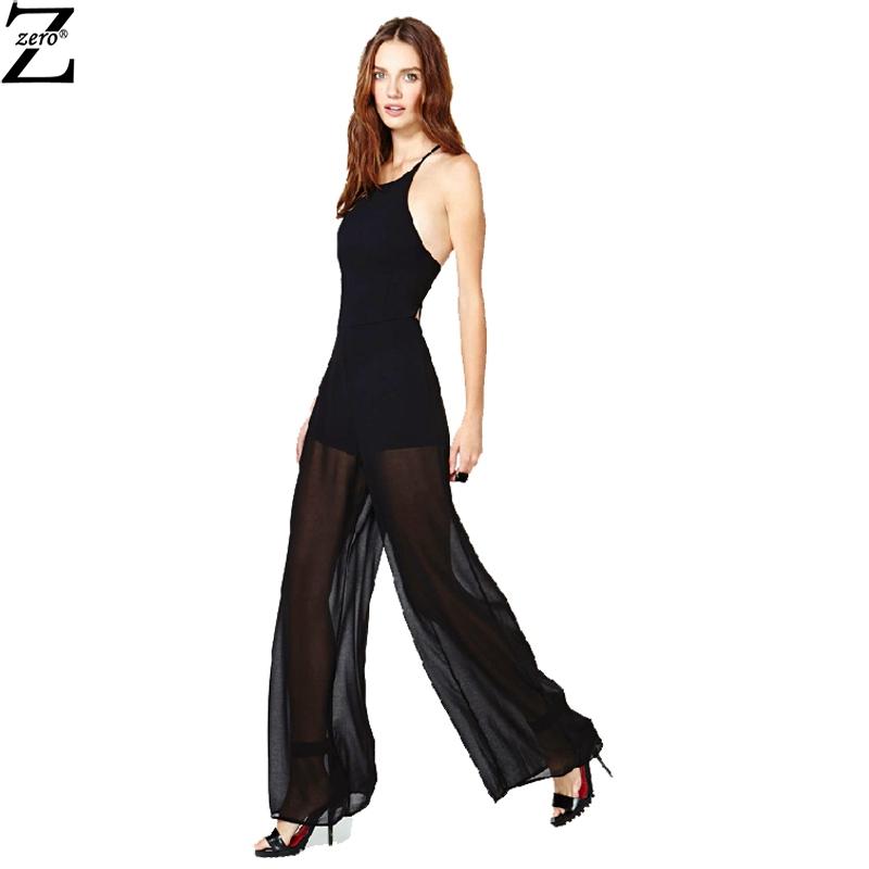 Excellent Elegant Jumpsuit Women New Fashion 2015 Casual Rompers Womens Jumpsuit