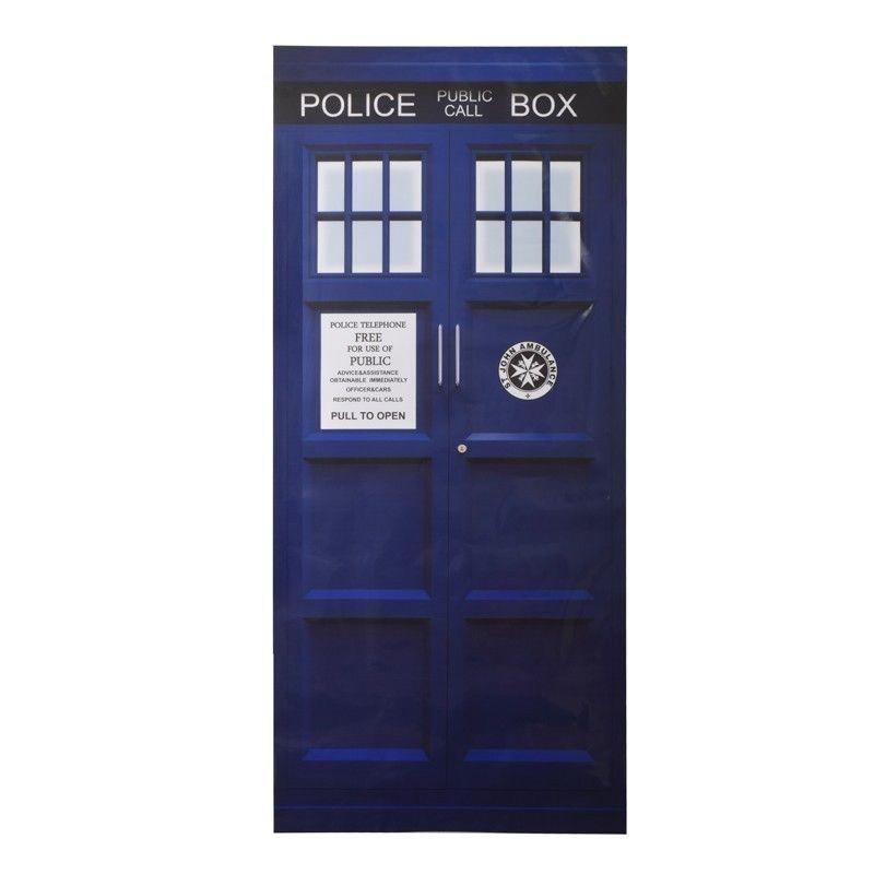 good looking doctor who tardis door decal. Doctor Who Door Decal2 Decal0  Anime Decal Vinyl Sticker Blue Tardis Fathead
