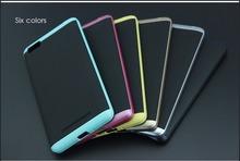 Case For Xiaomi Mi4C TPU + PC Protector Case Back Cover With Frame For Xiaomi Mi4i Mi 4C mi 4i Smart Phone(China (Mainland))