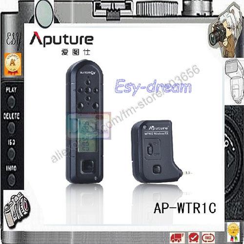 AP-WTR1C Aputure Pro Coworker II Wireless Timer remote for Canon 1200D 1100D 1000D 650D 700D(T3i) G15 G1X K7 PF114(China (Mainland))