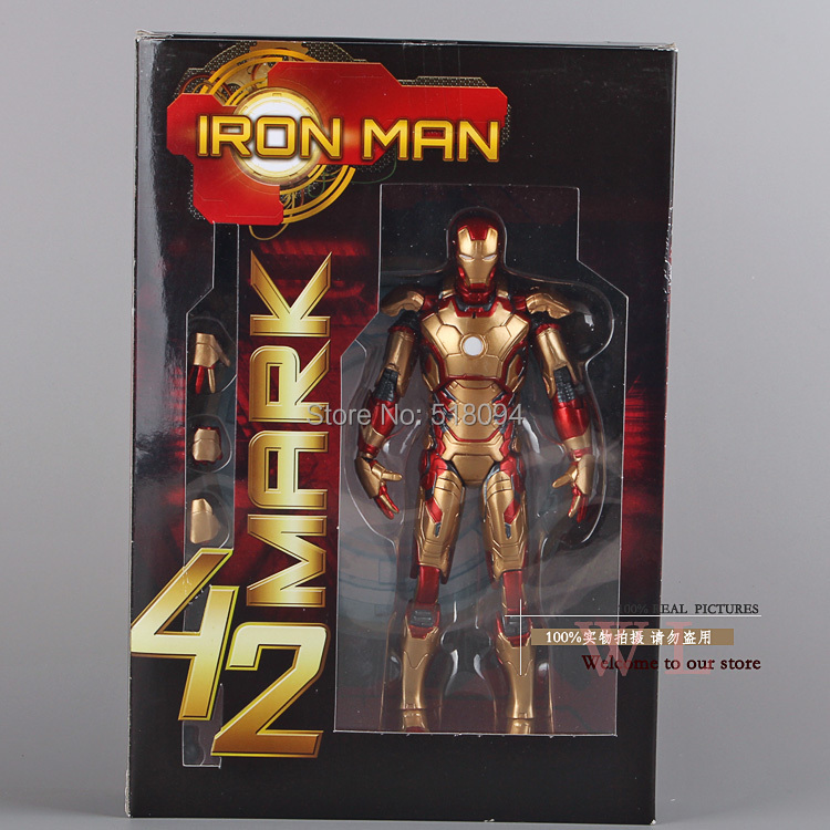 Iron Man Vii Iron Man 3 Mark Vii mk 42
