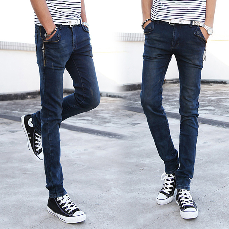 Slim Fit Mens Jeans Bbg Clothing
