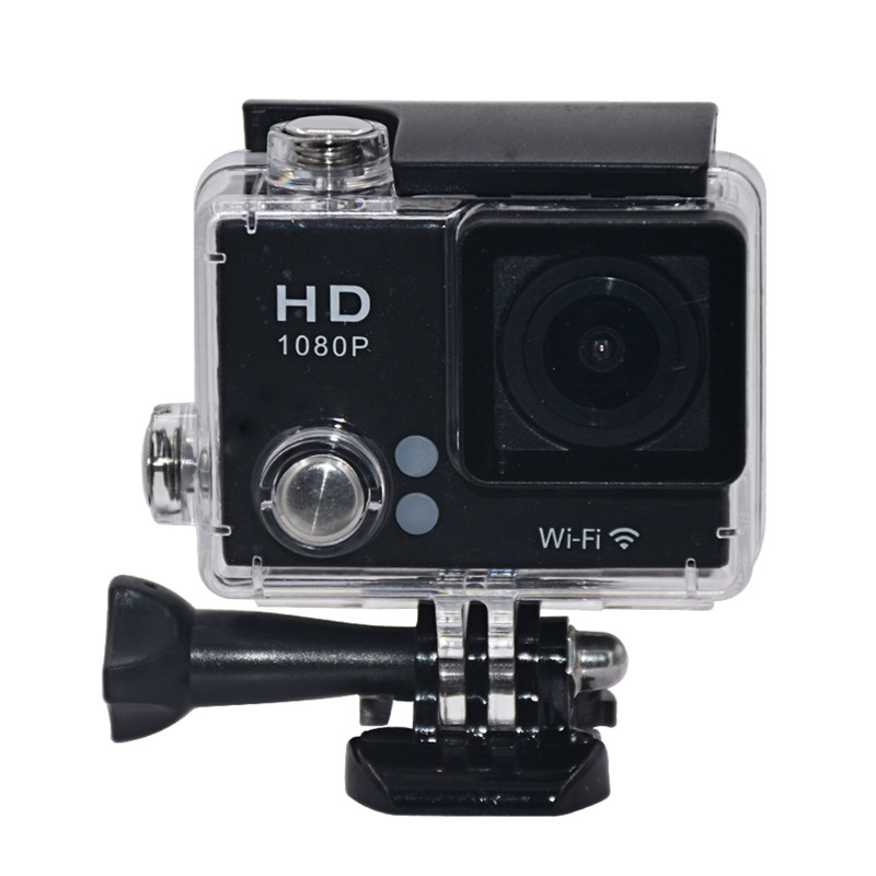 Gopro Style S2 Action Camera Car Camera Recorder 1080P Full HD 5.0MP 2.0 Inches Screen Helemet 30M Waterproof DV DVR 2015 Newest (1)