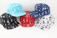 50pcs/lot Summer Snapback Outdoor Sports Hats