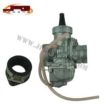 free shipping MIKUNI high Performance VM24 28mm carb Carburetor fit 250CC ZONG SHEN Engine motorcycle Dirt bike Pit Bike ATV(China (Mainland))