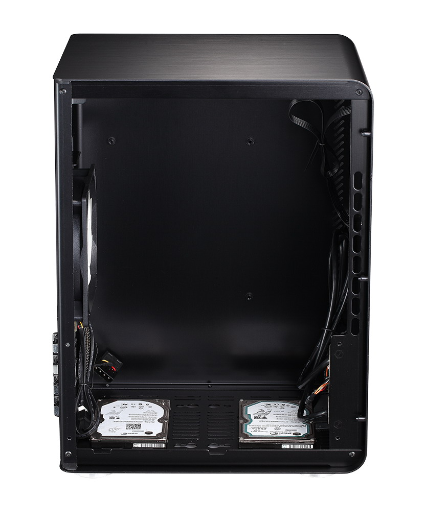 HTPC MATX Mini case, aluminum computer case, USB3.0 *2, free 120mm fan, Home theater computer Jonsbo U3, V4 V2 V3+ U1<br><br>Aliexpress