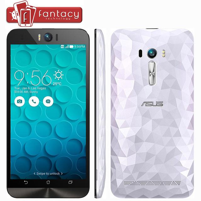 Оригинальный Asus Zenfone Selfie ZD551KL смартфон 4 г Android 5.0 зев MSM8939 Octa ядро 5.5 '' FHD двойная 13.0MP камеры телефонов