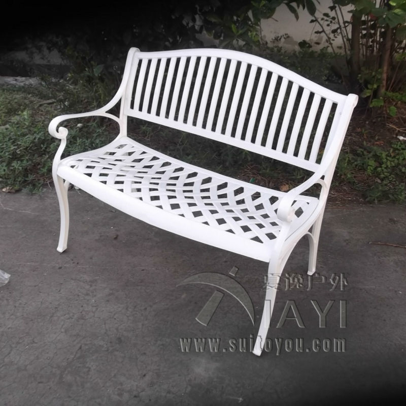 Online get cheap park benches metal alibaba group Cheap outdoor bench