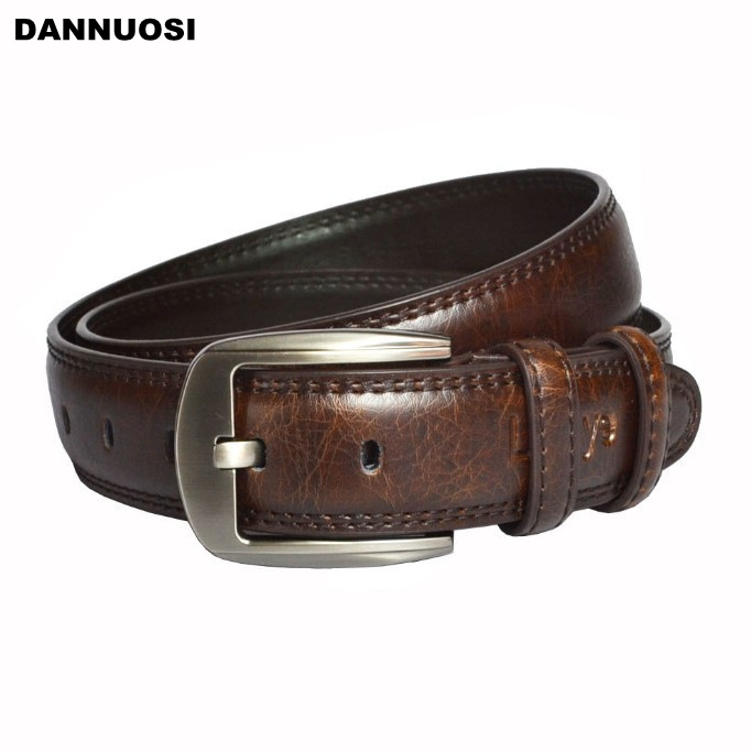 dannuosi 2016 new s pin buckle belt high quality