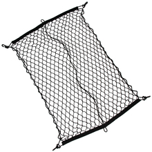Car Rear Trunk Envelope /Floor Style Cargo Net Fit For Alfa Romeo 147 156 159 Alfetta Berlina Brera Mito Giulia Milano(China (Mainland))