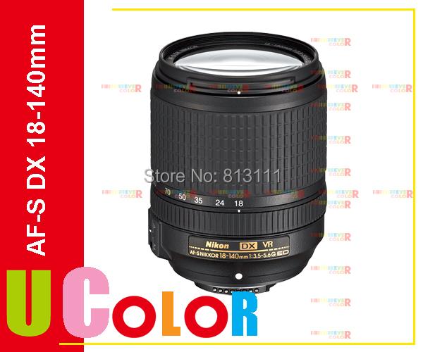Original New Nikon Nikkor AF-S DX 18-140mm f/3.5-5.6G ED VR Telephoto Zoom Lens <br><br>Aliexpress