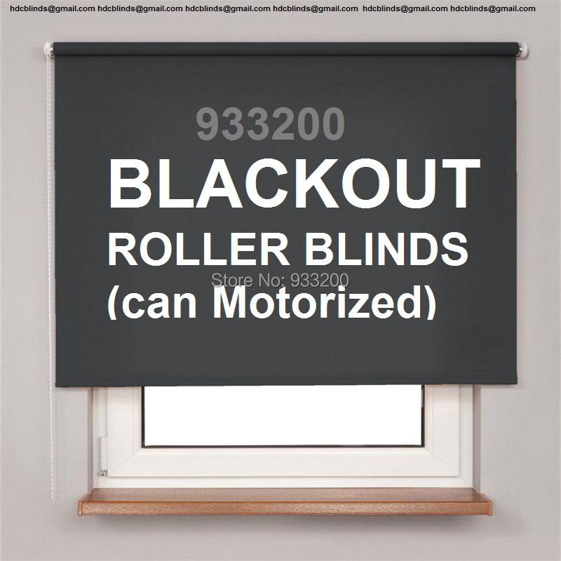 Buy 100 Blackout Roller Blinds
