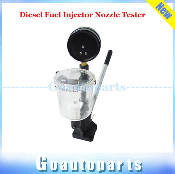 High Quality Diesel Fuel Injector Nozzle Tester Diesel Injector Checker Pop Pressure Tester(China (Mainland))