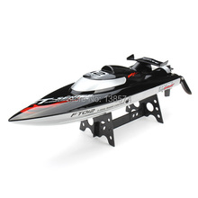 Feilun FT012 Upgraded FT009 2.4G 4CH High Speed Brushless RC Racing Boat(China (Mainland))