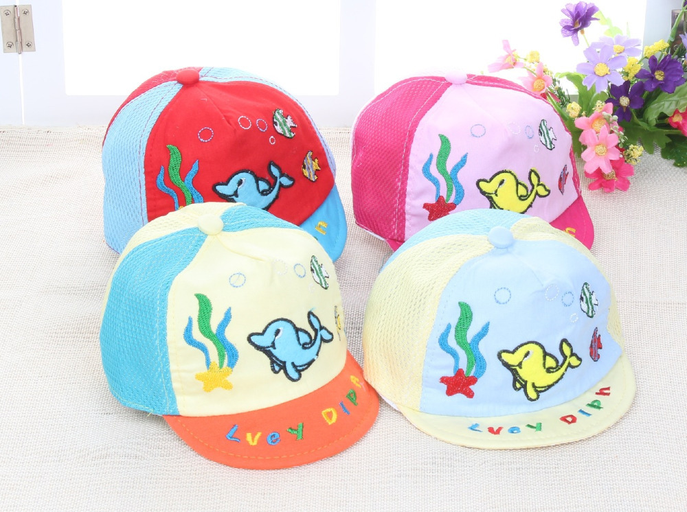 2015 hot sale casquette infant for baby boy girl summer sun hat for 6-24 months baby cap(China (Mainland))