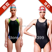 Yingfa women's professional swimwear one piece racing swimsuit free shipping