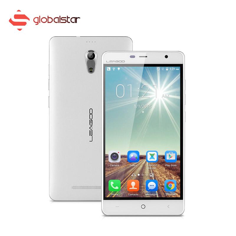 "5.0"" 4G LEAGOO Elite 4 Android 5.1 Smartphone MTK6735MQuad-Core Mobile Phone Dual SIM 1G RAM 16G ROM Cellphone White(China (Mainland))"
