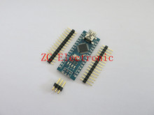 Nano 3.0 controller compatible for arduino nano CH340 USB driver NO CABLE(China (Mainland))