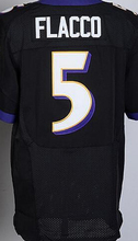 Men's 9 Justin Tucker 5 Joe Flacco 57 C.J Mosley 52 Ray Lewis 55 Terrell Suggs Stitched elite jersey Best Quality Jersey(China (Mainland))