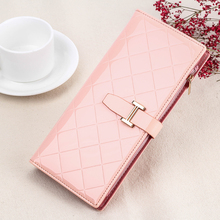 Fashion Women's Wallet PU Ladies Money bag New design Money Clips BagWin BWMB3012(China (Mainland))